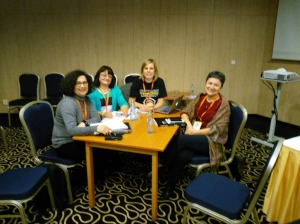 jane-joumana-tania-and-serap-at-ecil2016