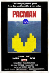 Pacman jaws