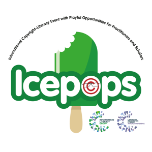 Icepops: International Copyright-Literacy Event with Playful
