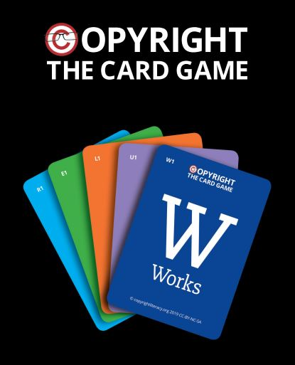 Copyright the card game version 3.0