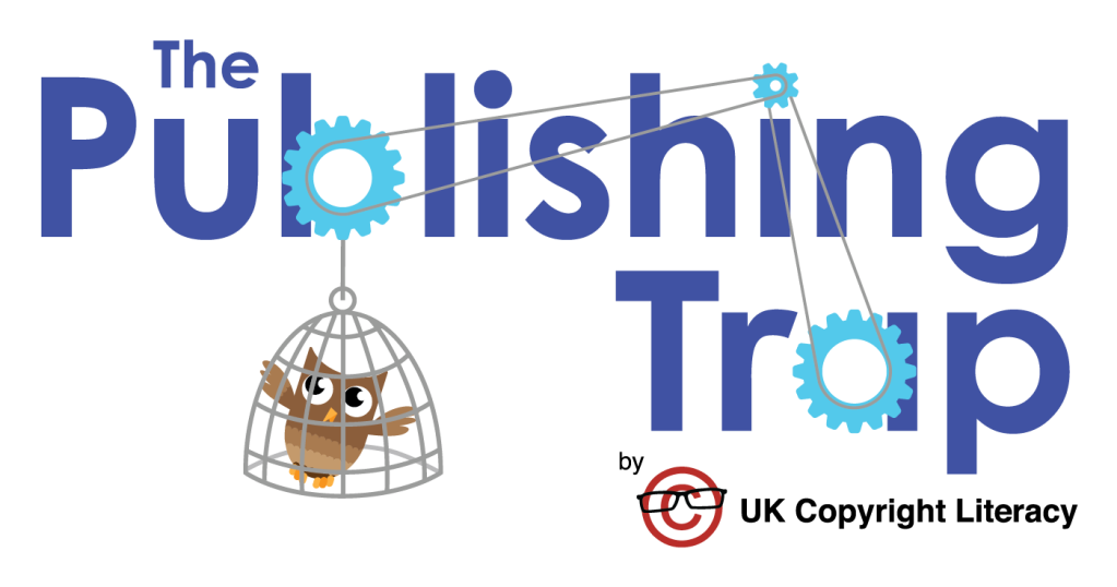 The Publishing Trap Logo